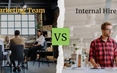 Hiring A Marketing Company vs. An Employee