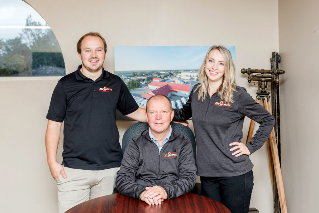 HVAC company working with the right marketing partner